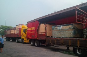 Valve for oil & gas (14 tons) Italy to Kuala Lumpur, Malaysia.